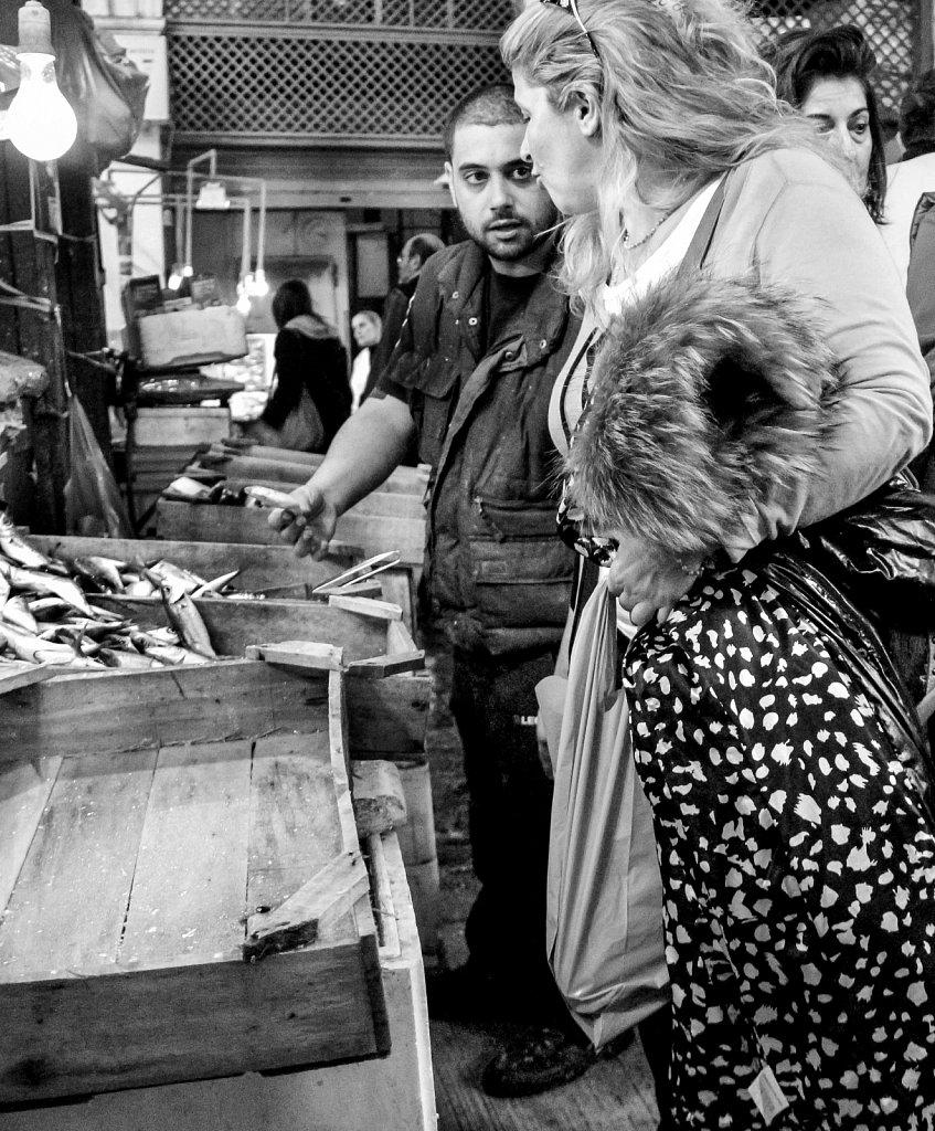 Fish Market II